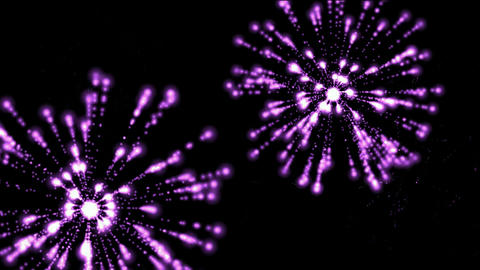 purple... Stock Video Footage
