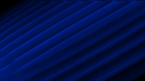 scroll tilt metal panel in space,flowing blinds,web tech... Stock Video Footage