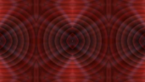 red circuit cable,radar ripple pulse,music rhythm Stock Video Footage