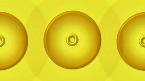 circle round,radar pulse Stock Video Footage