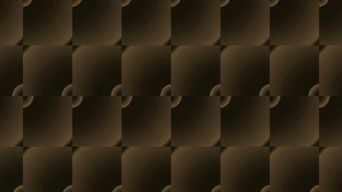 brown rectangle flooring bricks array,grid cloth mosaics... Stock Video Footage