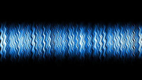 abstract blue water wave,energy curl lines drop as wallpaper background Animation