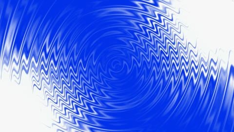 blue water ripple & abstract crease waves Stock Video Footage