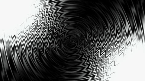 abstract black crease waves & water ripple Stock Video Footage