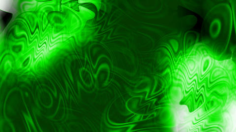 abstract green ripple and waves background,Psychedelic... Stock Video Footage