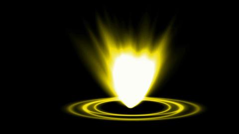ripple energy launch rays laser,modern weapon,oilfield... Stock Video Footage