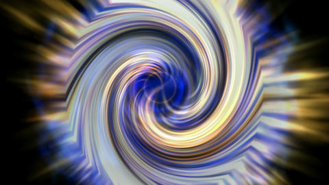swirl cyclone & rotation fiber optic shaped tunnel... Stock Video Footage