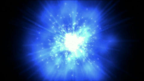 Stargate,a space tunnel filled with stars,blue nebula space background.energy,power,focus,Fireworks Animation