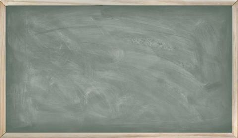 Animated Chalkboard Texture stock footage