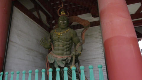 pov temple shitennoji osaka japan 17 Footage