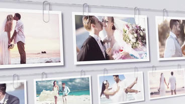 Wedding Album After Effects Project