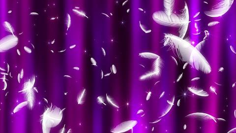 Feather neon tornado Bp 4k CG動画