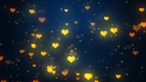 Heart Lights 1 Animation