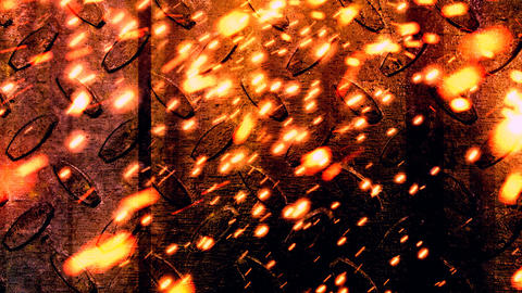 Industrial Sparks 1 Animation