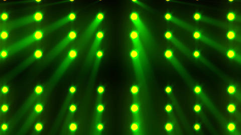 Lights Show 1 stock footage