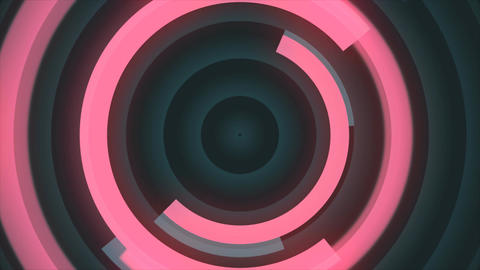 Organic Circles 1 Animation