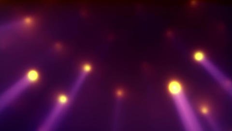 Party Lights 2 stock footage