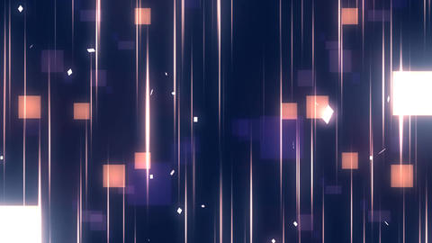 Squares and Streaks 2– Loopable Background Animation