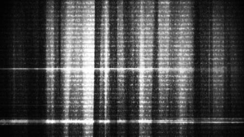 TV Noise Glitch 2 A Animation