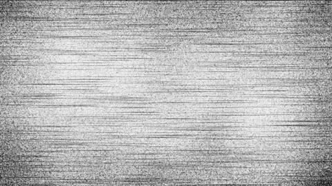 Tv Noise Static With Sound stock footage