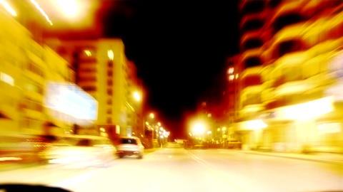 Golden city Footage