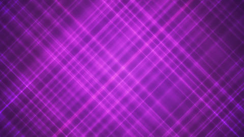 Broadcast Intersecting Hi-Tech Slant Lines, Purple, Abstract, Loopable, HD Animation