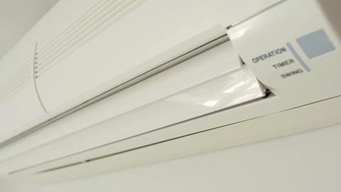 Air conditioner moving elements ライブ動画