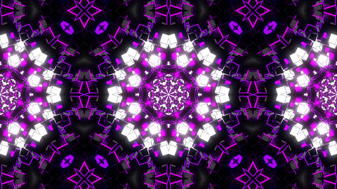 VJ Loop Kaleidoscope 12 Animation