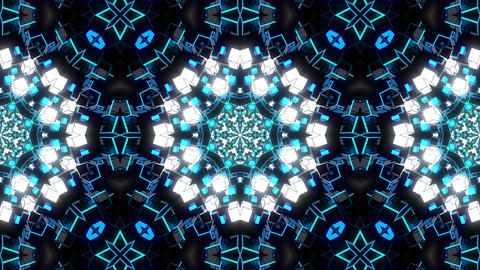VJ Loop Kaleidoscope 09 Animation