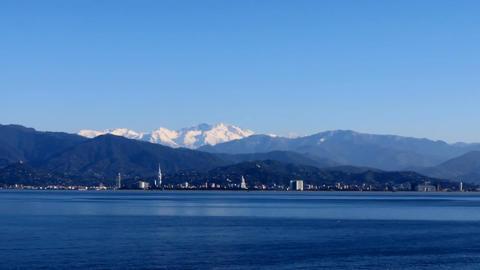 Batumi - City By The Sea stock footage