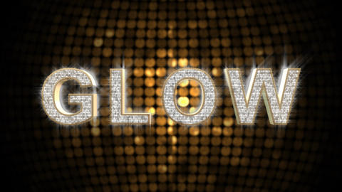 Glow logo reveal After Effects Template