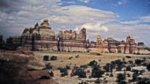 1971: Remote hiking proves rewarding with near-alien geological features Live Action