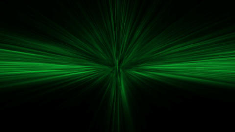 Green lightings Animation