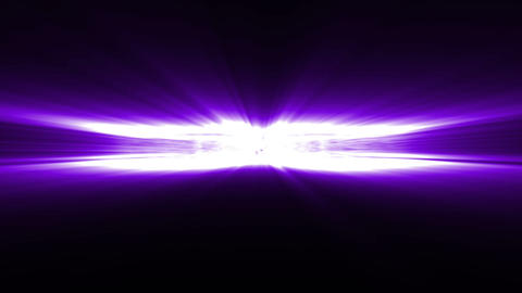 Violet light effects Animation