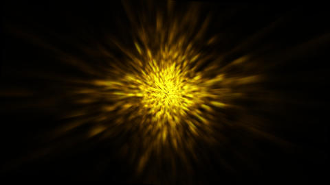 Yellow light effects Animation