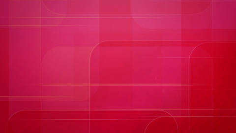 4K Red Background Animation stock footage