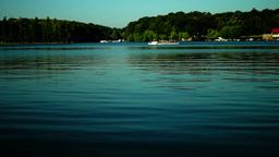 Lake, Kayaking, Coach Footage