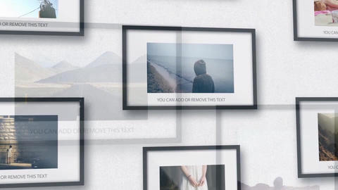 Vintage Story Slideshow After Effects Template
