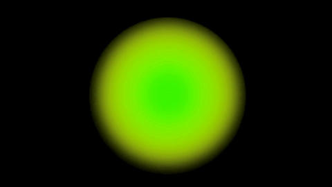 color flicker circle light.neon... Stock Video Footage