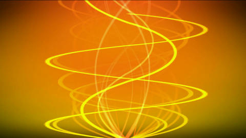 color light and spiral... Stock Video Footage