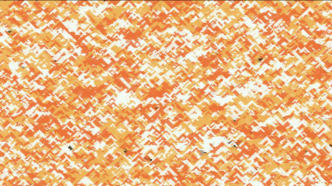 abstract orange irregular... Stock Video Footage