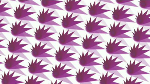 abstratct rotation purple... Stock Video Footage