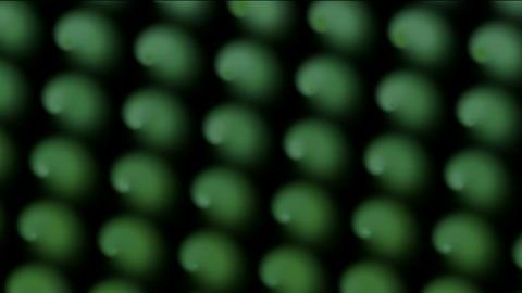 rotation green blur... Stock Video Footage