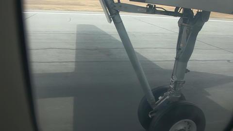 Plane gear Stock Video Footage