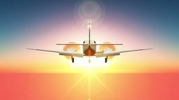 飛行機 Animation