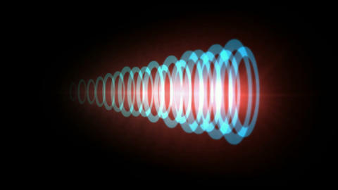 color circle pulse,aura laser.Signal,band,acoustic,sound,radio,FM,radiation,dance,music,joy,happines Animation