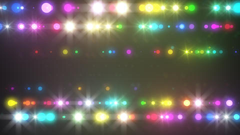 Neon LED Dot9 A3k HD Animation