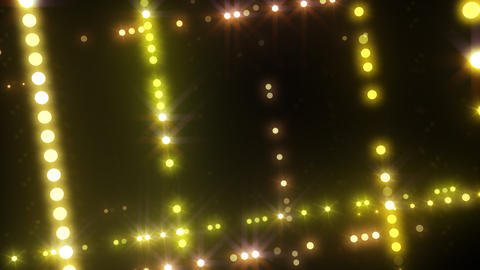 Neon LED Dot9 B4a HD Stock Video Footage