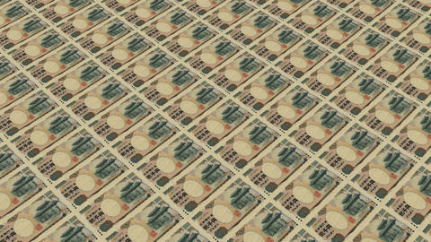 2000 japanese yen,Printing Money Animation Animation