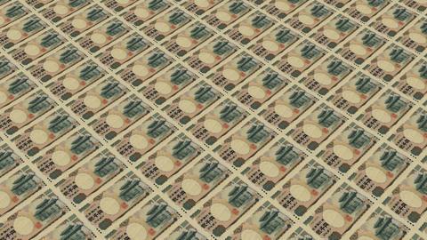 2000 japanese yen,Printing Money Animation Animation